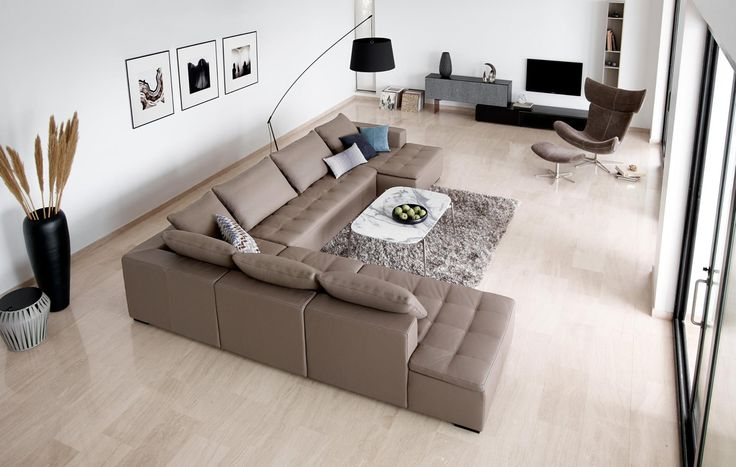 The Mezzo sofa comes in all sizes and shapes with a choice of different seating units and is available in different fabrics and leather. Visit us at shop no. 1&2, Adjacent to Gallery on MG, Pillar no. 54-55, Sultanpur, MG Road, New Delhi #HomeDecor #Interiors #BoConceptLiving #Furniture