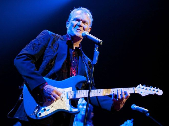 "Six years after being diagnosed with Alzheimer's, Glen Campbell — who's currently in the final stages of the disease — is releasing his final studio album on June 9, PEOPLE confirms exclusively. Titled Adiós, the album (available for pre-order here) was recorded in Nashville following the 80-year-old country legend's diagnosis and subsequent ""Goodbye Tour,"" the singer's wife of 34 years, Kim Campbell, shares in the album's emotional liner notes. ""A feeling of urgency grew to get him into…"