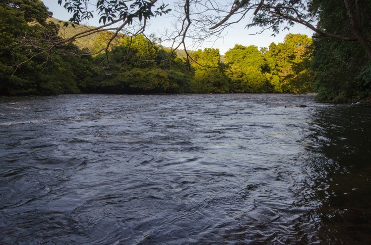 Río Rancherías. Fonseca. las Guajira. Colombia. Ruta del Vallenato.