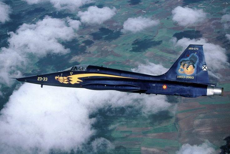 Northrop (CASA) F-5 Ala 23 (Talavera la Real)