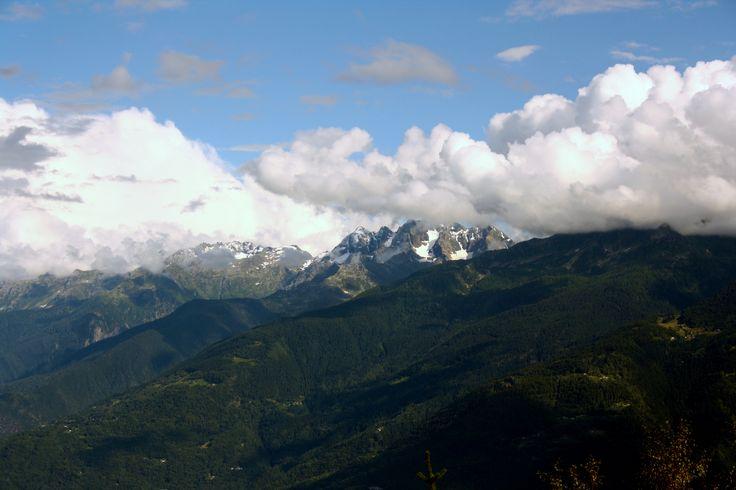 Gruppo Druet e Malgina - #OrobieValtellinesi - #Valtellina centrale