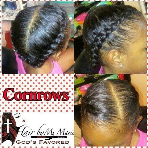 Hair By Ms Marie: Cornrows #Cornrows #Hairstyles #HairByMsMarieGodsFavored