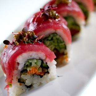 The Ultimate Day: Boston - Oishi Sushi