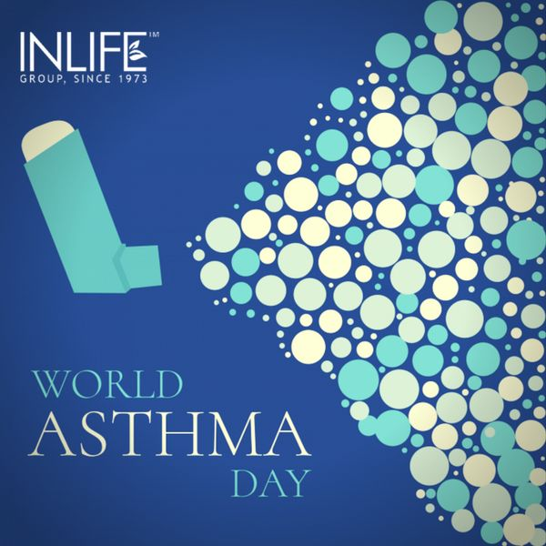 #Asthma is a growing issue and has no cure. Let's unite and spread awareness on the disease! Every breath matters! #WorldAsthmaDay
