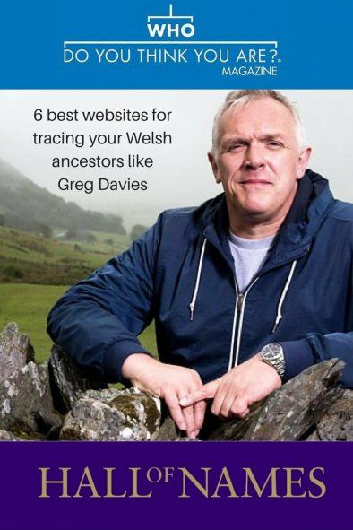 A great article with links to some really useful websites - perfect for those tracing their Welsh ancestry!