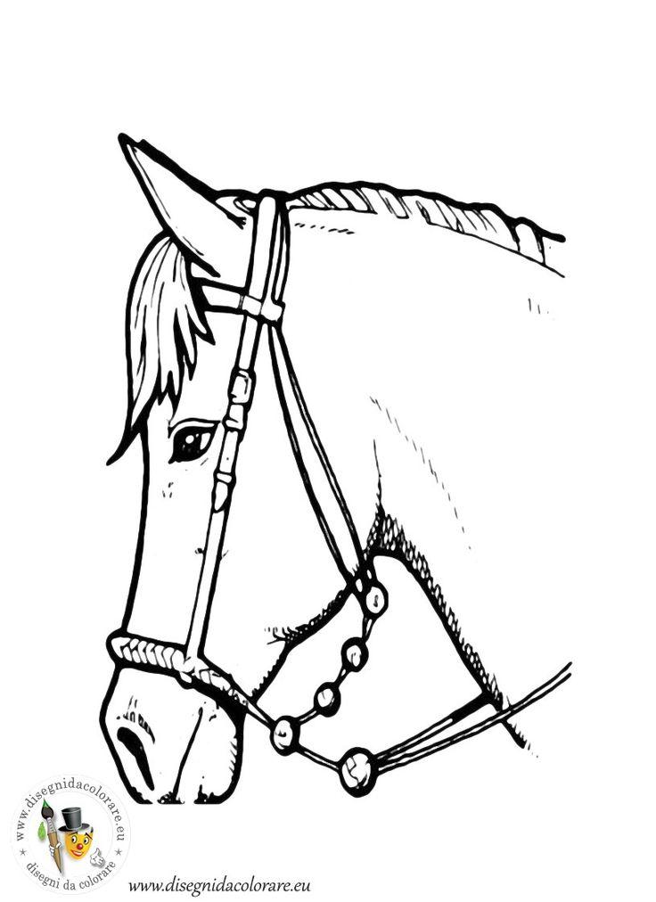 17 migliori idee su disegni animati su pinterest for Immagini cavalli stilizzati