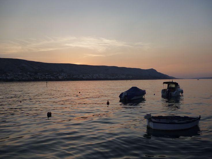 Boats, Pag, Croatia