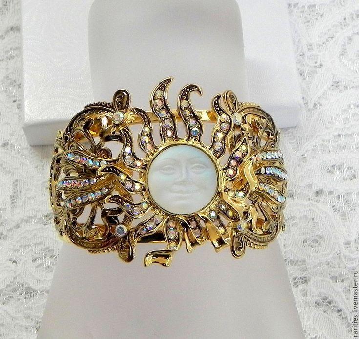 Купить Браслет Танец Солнца,Kirks Folly,США,меняет цвет,подарок,лето - браслет
