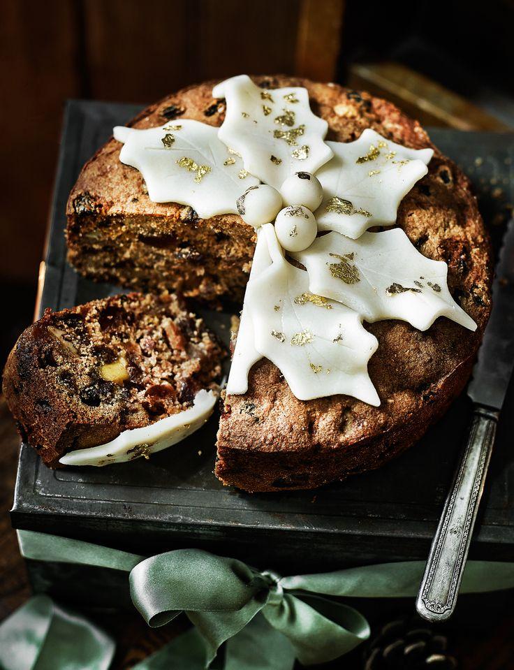 Nigel Slater Christmas Cake Recipe