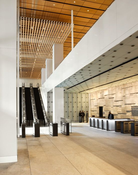 146 best office lobby warm images on pinterest for Office lobby interior design