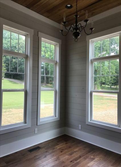 20 Ideas Farmhouse Cottage Livingroom Ship Lap