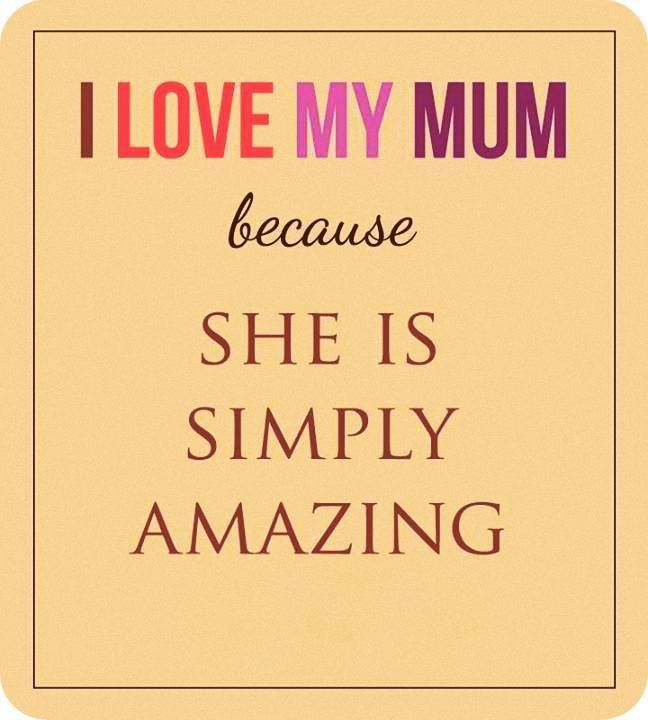 I Love My Mom Images With Quotes – Daily Motivational Quotes