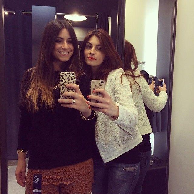 Le blogger Gloria e Laura con degli outfit KIABI