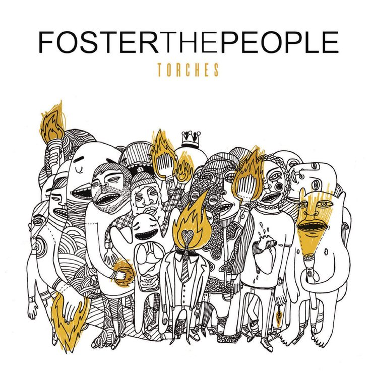 Torches by Foster the People on iTunes | Foster the people ...