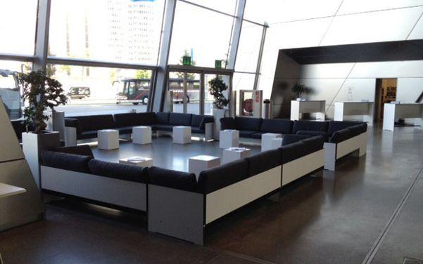 Kolekcja naszych ekskluzywnych mebli Riva podczas Wydarzenia BMW Worlds w Monachium