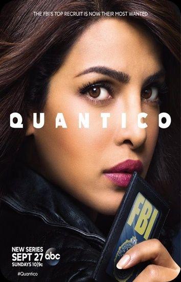 Un peu de lecture: Quantico