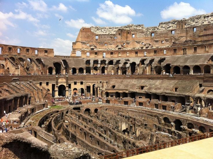 The Colosseum - Roma