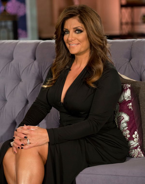 Kathy Wakile Shares Her Best New Year's Eve Ever – RHONJ Kathy Wakile | OK! Magazine