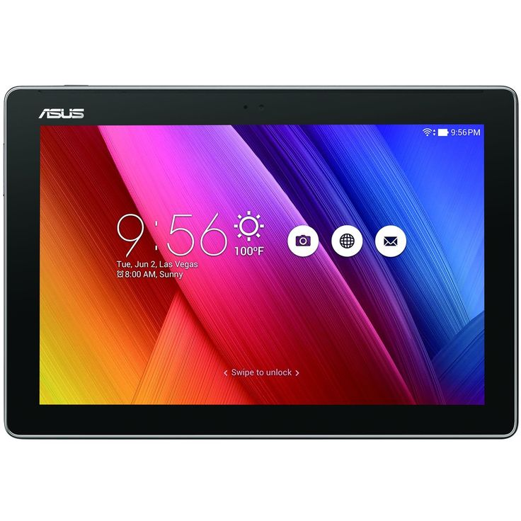 Tableta Asus ZenPad 10 Z300M, 2 GB RAM, 16 GB, Negru