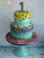Celebration cakes  @  Hettys Cake House