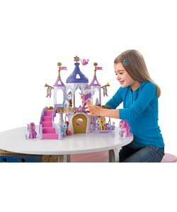 My Little Pony Royal Wedding Castle Playset At Argos Co Uk Your