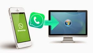 How to backup WhatsApp chat log from iPhone to computer
