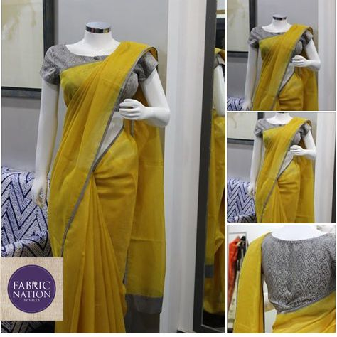 This beautiful elegant saree would just cost you around Rs. 3000. The saree…