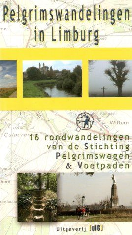 Boekje Pelgrimswandelingen in Limburg