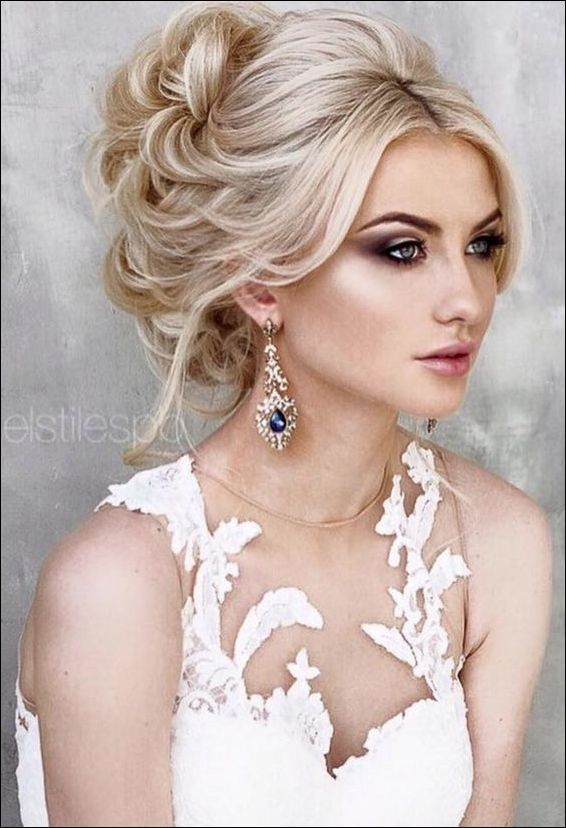 Wedding Hairstyles For Round Faces 44 Wedding Hair In 2019