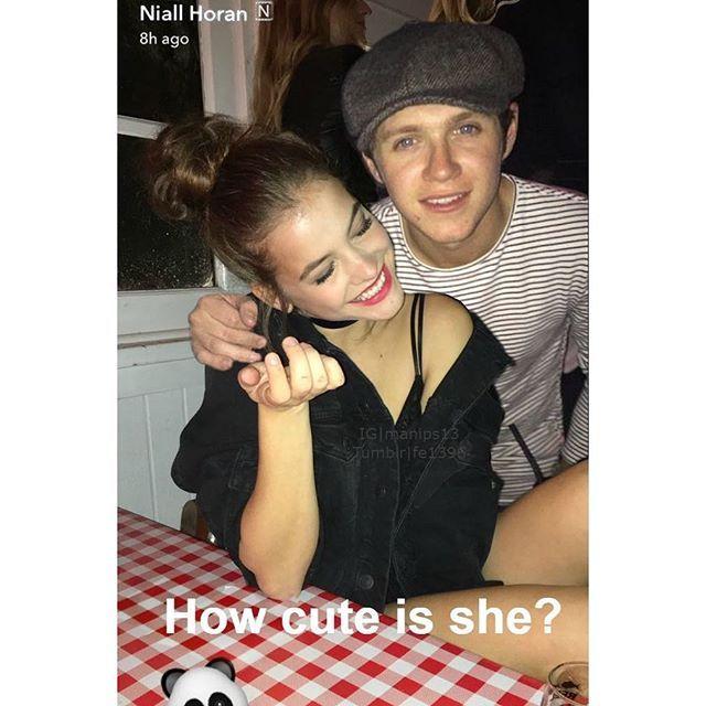 #narbara #niallhoran #barbarapalvin #manip #edit #photoshop #couple #cute #snapchat