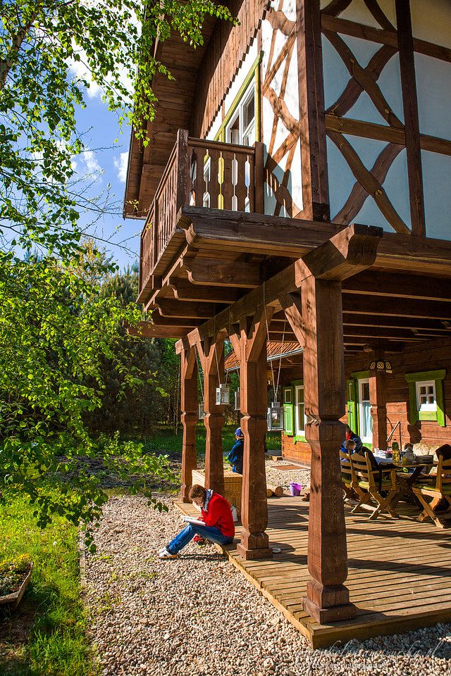 Kolonia Mazurska Mierki, Slowhop.com