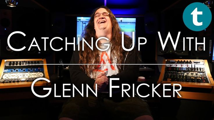 Subscribe to our YouTube Account Thomann Music! The one and only Glenn Fricker from Spectre Media Group answers some very important questions here in our studio department ;) Enjoy the video