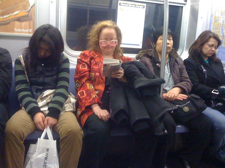 new york subway - november 2011