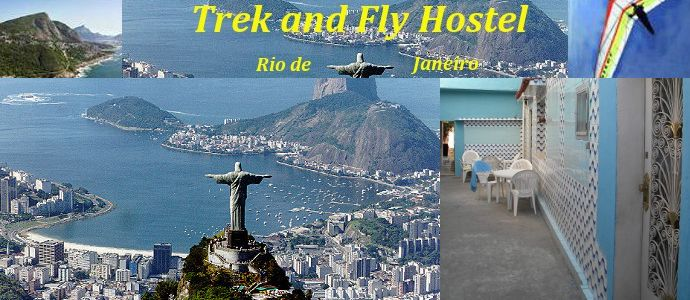 Trek & Fly Hostel - At Trek and Fly, we pride ourselves in offering travelers great value for their money. We are centrally located in the heart metropolitan Rio, just a few steps away from various types of transportation and a vast array of poin