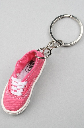The Authentic Keychain in Pink Lightning: Pink Lightning, Vans Keychains, Tickle Pink, Products, Authentic Keychains