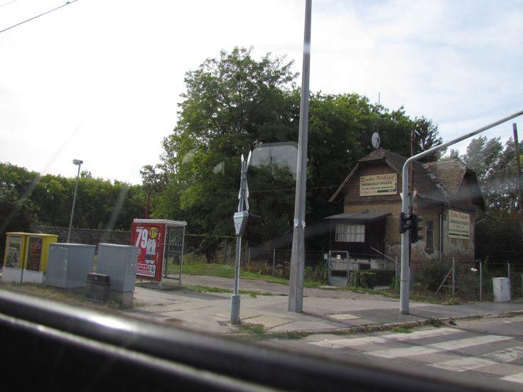 HEV line, Szentendre, Hungary
