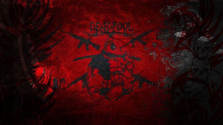 Wallpapers For > Deadpool Hd Wallpaper