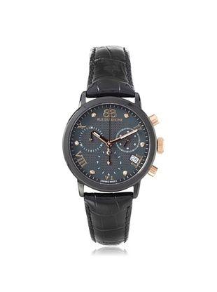 46% OFF 88 Rue du Rhone Men's 87WA130005 Black/Gunmetal/Gold Watch