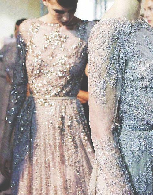 Haute Couture Fashion | Elie Saab Haute Couture