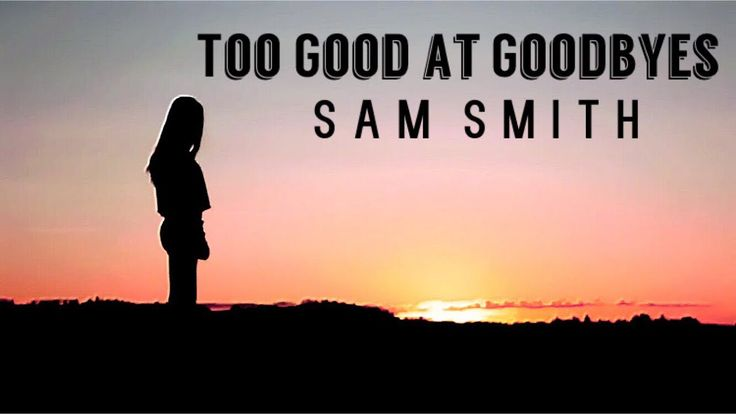 Too Good at Goodbyes - Sam Smith (Jessica Baio Cover)