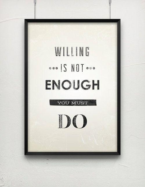 Wil jij iets anders? Heb je een bepaald doel voor ogen? Ga ervoor! Wat doe jij om jouw doelen te behalen? www.bptraining.nl