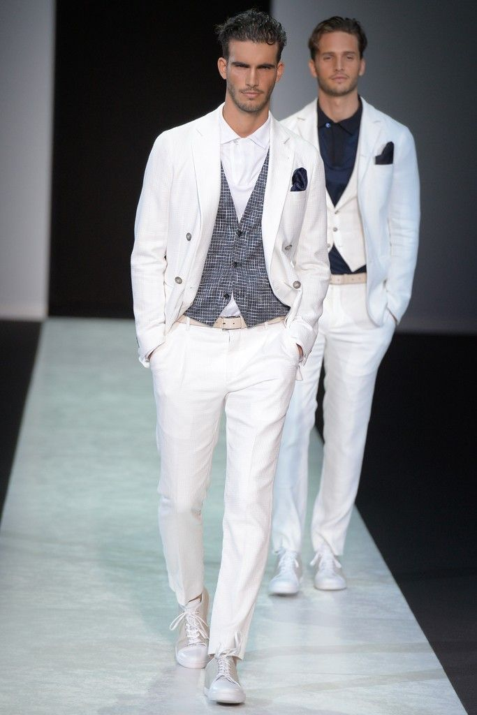 White Suits For Men 2