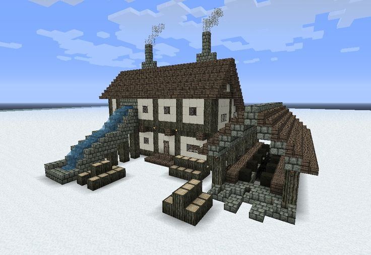 Medieval Building Pack (Schems and World DL) Minecraft Project