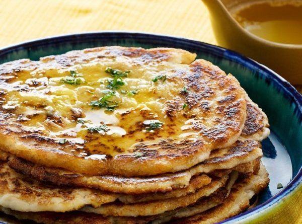 Keto Naan Bread! So Simple, Healthy Keto Bread Recipe
