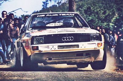 Check us out on Twitter @Garagesocial and Tumblr! - #audi #vintage #race #racing #racecar #drive #cars #vehicles #auto #design #automotive #fun