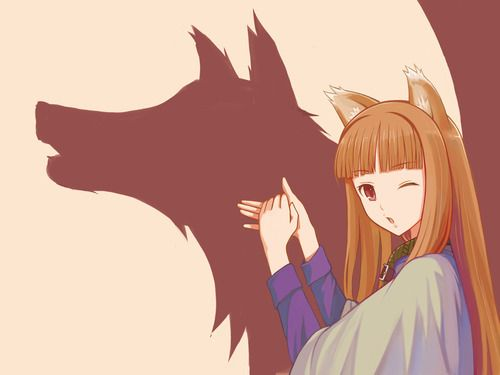 Holo the wise wolf