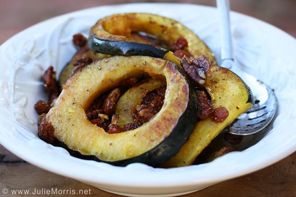 A superfood to be thankful for: Goldenberries. Submitted by @JulieMorrisYumAcorn Squashes, Goldenberri Glaze, Met Goldenberri, Glaze Squashes, Fall Recipescraftsact, Pecans Recipe, Superfood Recipe, Glaze Acorn, Fall Recipe Crafts Acting