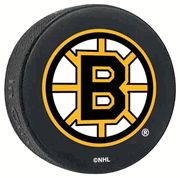 Boston Team Puck