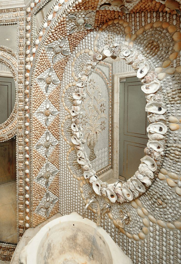 194 best shells and corals decor images on pinterest seashell shell mosaic amipublicfo Gallery