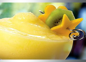 This free Frozen Mango Daiquiri cocktail recipe is made from crushed ice, fresh mango, lime juice, Bacardi rum and sugar, and can be served...